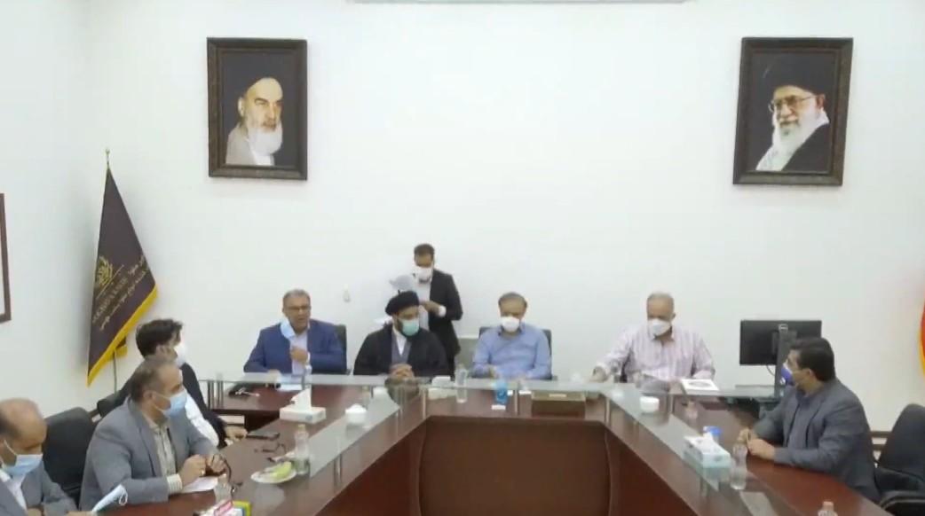 بازدید وزیر صمت از شرکت کویر مقوا اردستان/ نشست با فعالان و نخبگان اقتصادی شهرستان اردستان