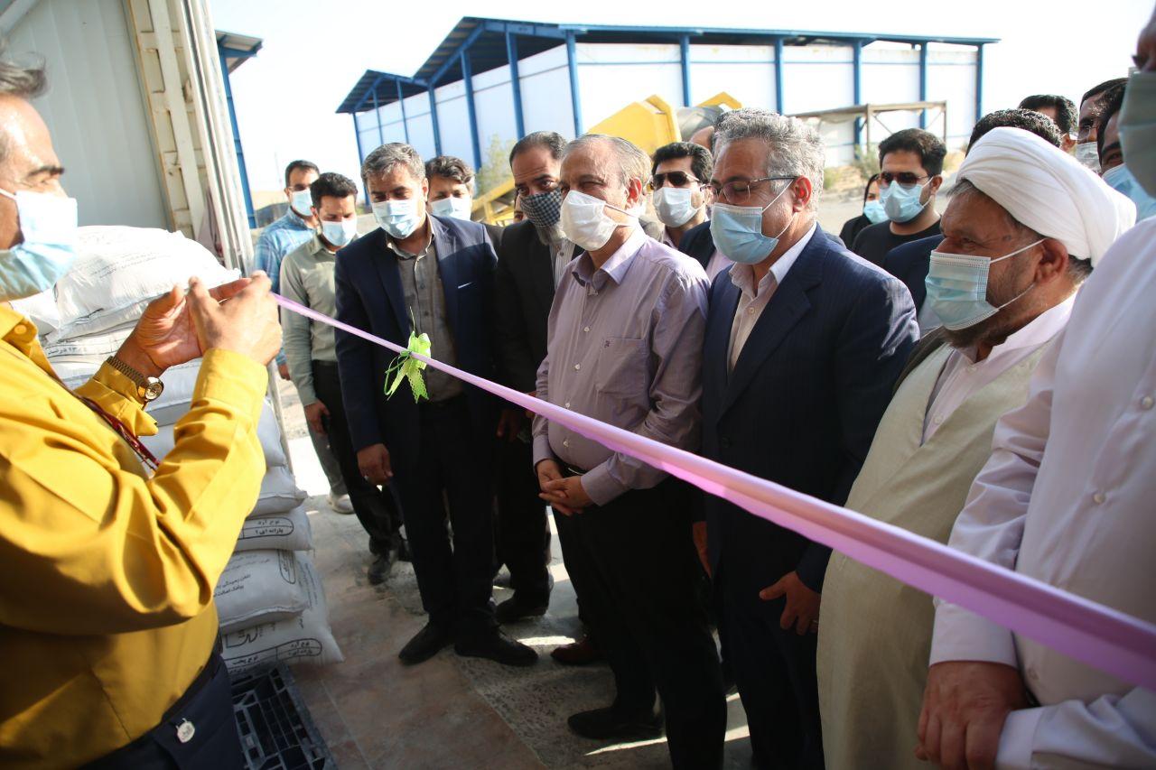 سفر وزیر صنعت معدن و تجارت به استان کرمان (1)