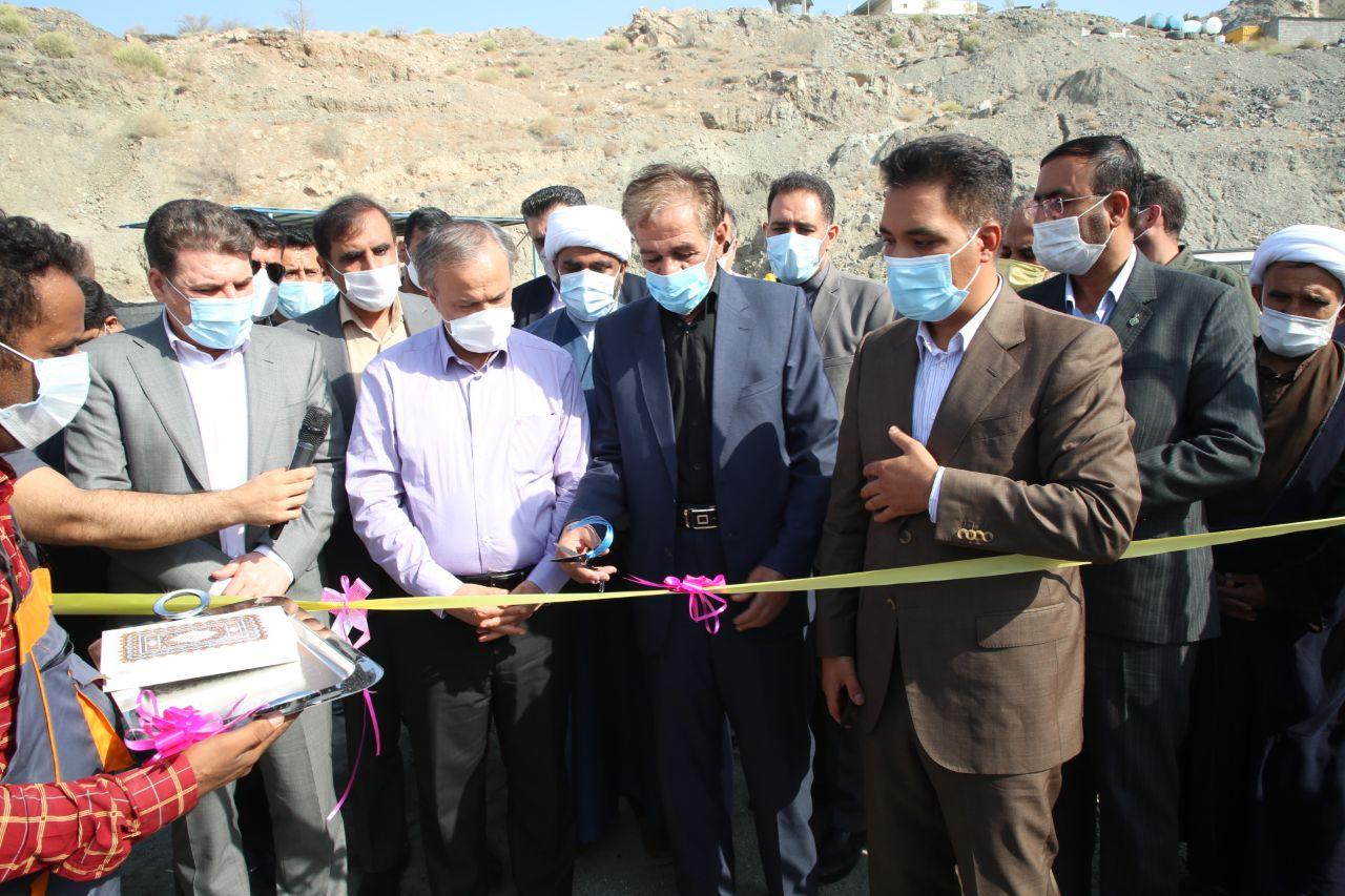 سفر وزیر صنعت معدن و تجارت به استان کرمان (2)