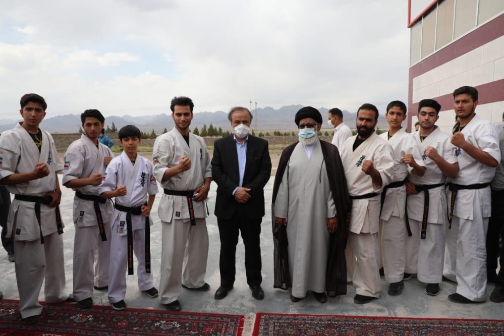 افتتاح و بازدید کارخانه قند عسل کاشمر توسط وزیر صمت