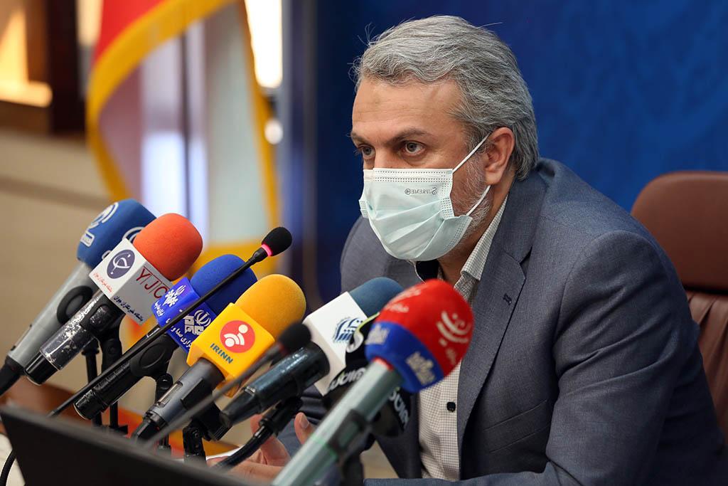نشست هم اندیشی وزیر صمت با فعالان صنعت سیمان