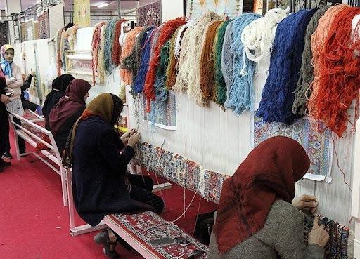 معافیت بیمه ای کارگاههای قالیبافی زیر 5 نفر کارگر در استان بوشهر